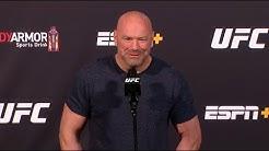 Dana White talks Amanda Nunes, UFC 250, Fight Island and more