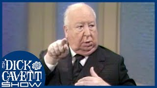 Alfred Hitchcock Talks About His Relationship With Actors | The Dick Cavett Show