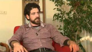 INTERVIEW: Cemal Hunal & Elif Sonmez also known as Kerim and Melek from TV series Asi