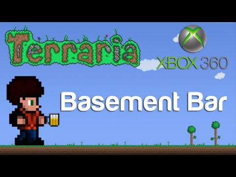 Terraria Xbox - Basement Bar [32]