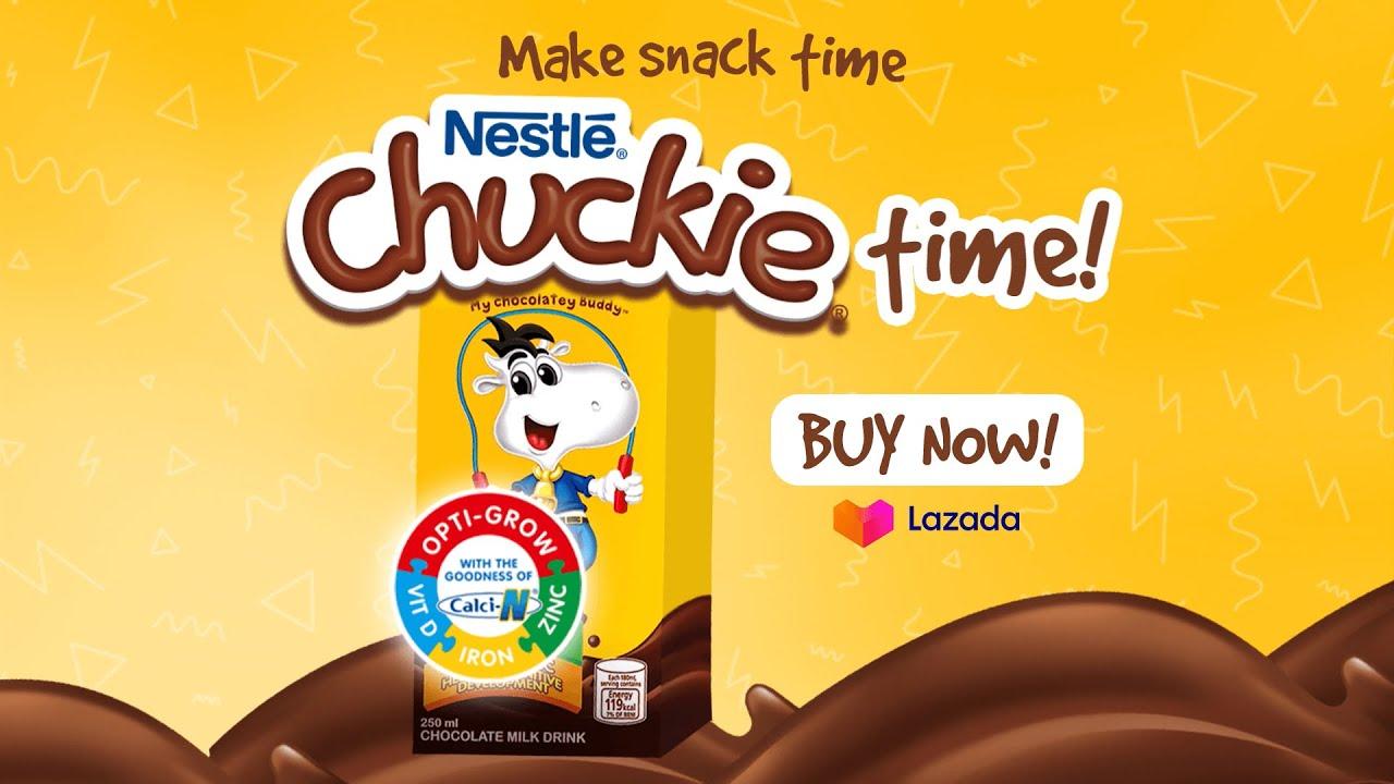 Snack Time Buddy na Good for the Body! | NESTLÉ CHUCKIE