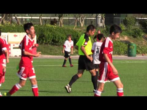 Islands District U13 V South China 20151122(2) HKFA League game