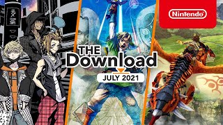 The Download - July 2021 - Skyward Sword HD, MH Stories 2, & NEO: The World Ends with You!