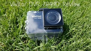 best cheap action camera vivitar dvr 794hd unboxing and review