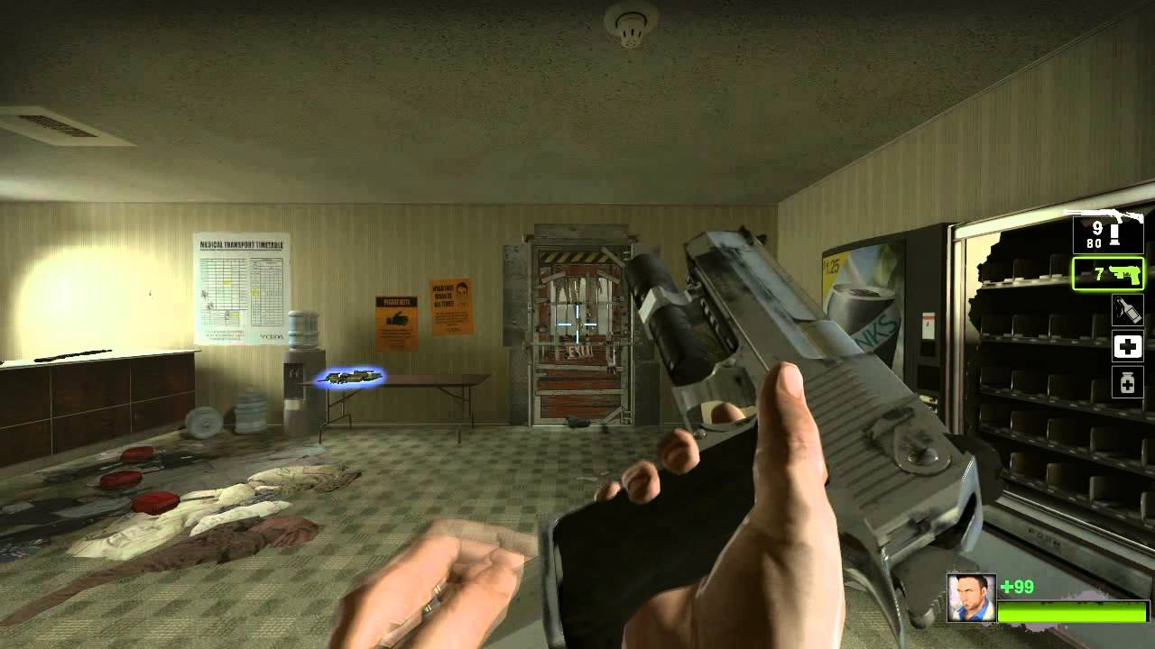 Left 4 Dead 2: All Weapons Reanimated