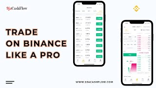 How to TRADE on Binance Mobile App Like a Pro