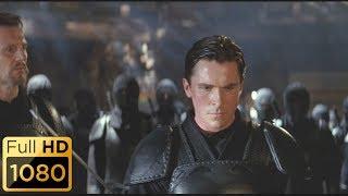 Брюс Уэйн уничтожает логово Лиги Теней. Бэтмен: Начало.