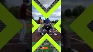 Baseball Highlights Fall Ball Home run