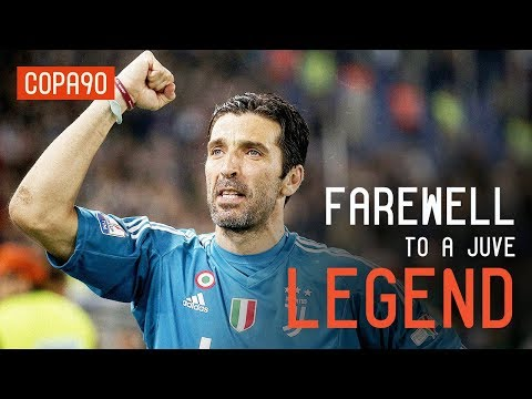 Gianluigi Buffon | Juve's Emotional Farewell To A Legend