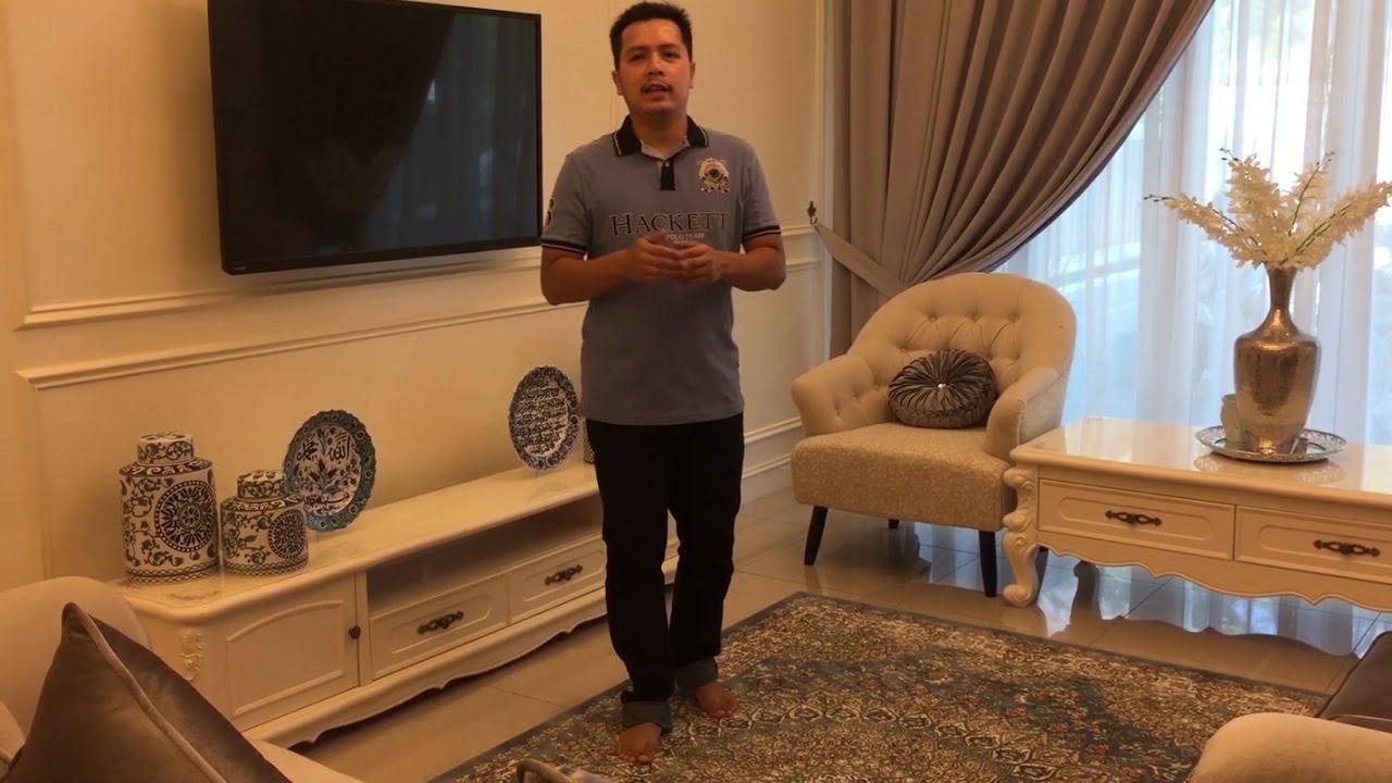 Perabot Dan Hiasan Dalaman Rumah Khalid Hamid Part 1