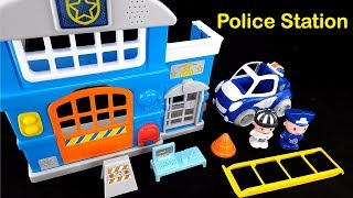 "😀Go Grow Fun😀 EP33 ""Police Station"""