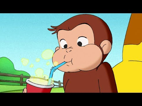 Curious George 🐵George Meets Allie-Whoops!  🐵Full Episode 🐵 Kids Movies | Cartoons for Kids