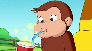 Curious George 🐵George Meets Allie-Whoops!  🐵Full Episode 🐵 Kids Movies | Videos For Kids