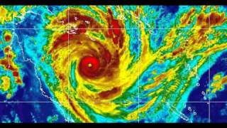 Severe Tropical Cyclone Yasi  - 2nd FEB 2011