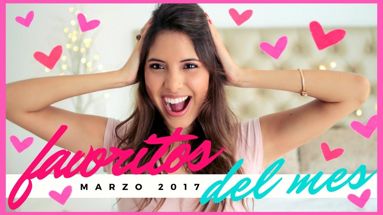 FAVORITOS DE MARZO 2017: La Bella & La Bestia, Libro After y más 💕 | Valeria Basurco