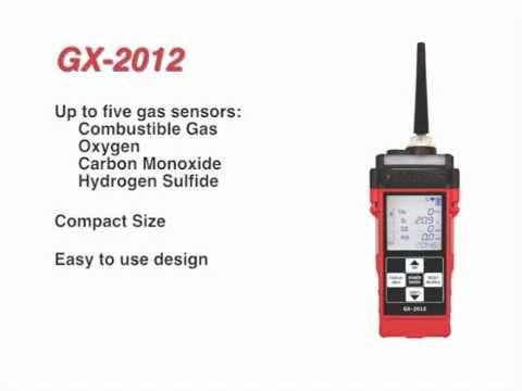 GX-2012 Introduction