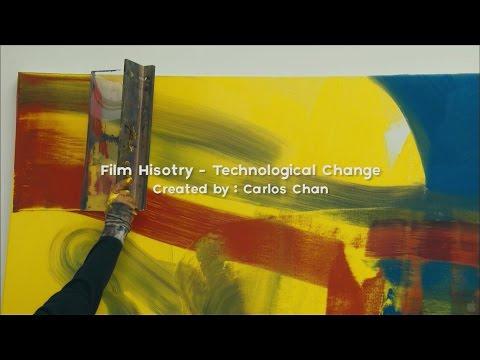 Film History (A Technological Change) - Technicolor