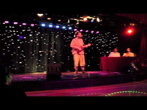 """""""Where Is My Mind?"""" ukulele Pixies Cover by Joel Watson on JoCo Cruise Crazy 2 Open Mic"""