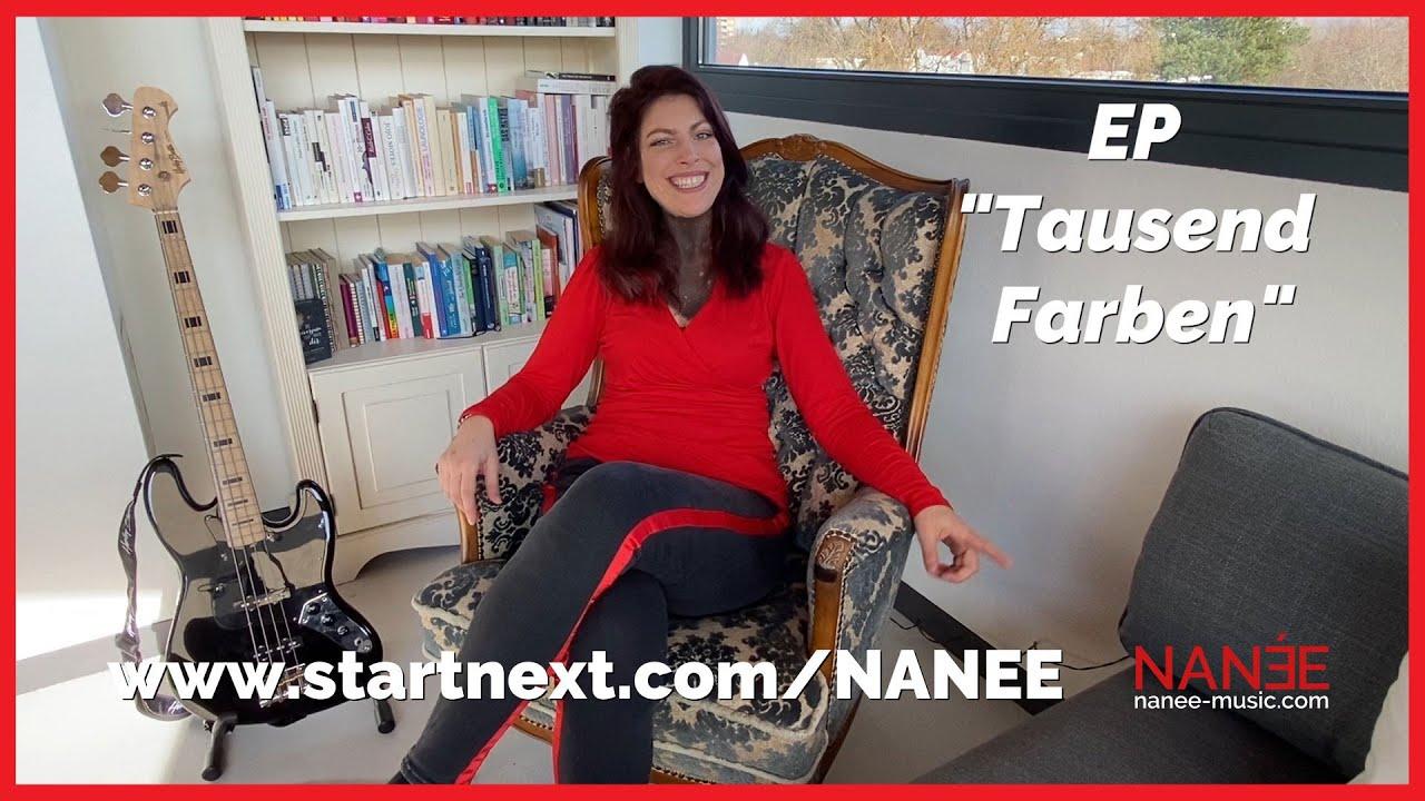 "NANÉE Crowdfunding EP ""Tausend Farben"""