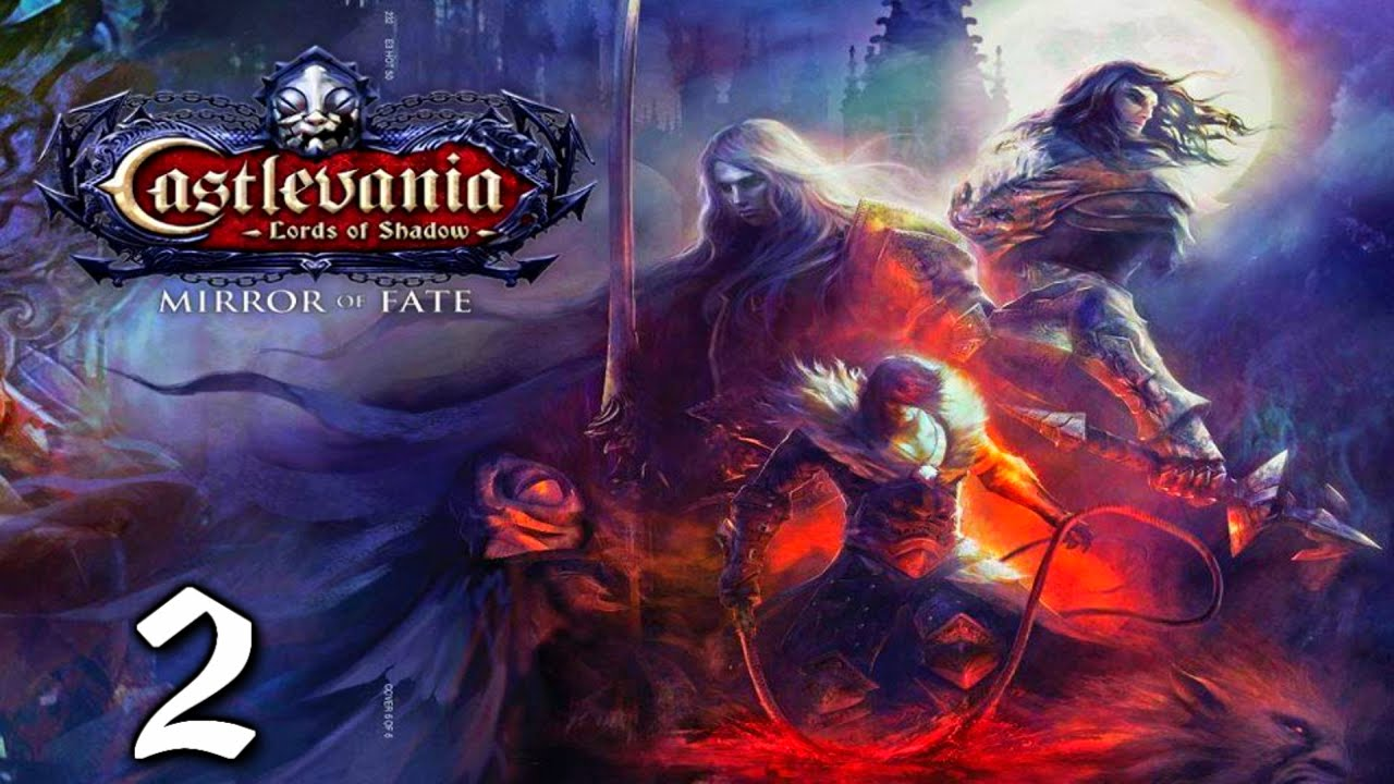 Ps3 Animated Wallpaper Castlevania Lords Of Shadow Mirror Of Fate Hd Ps3