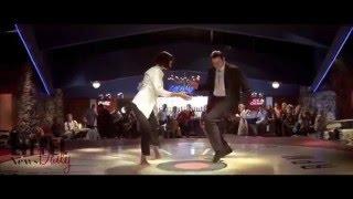 Pulp Fiction - Medley dancing Scenes