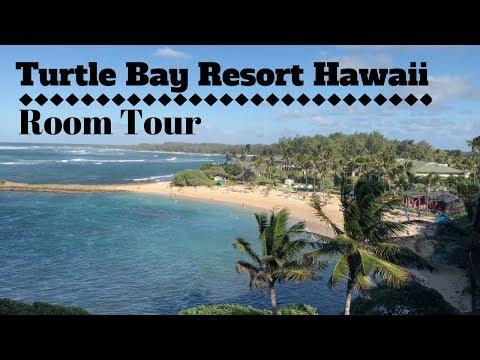 Turtle Bay Resort Hawaii, Room Tour 2016