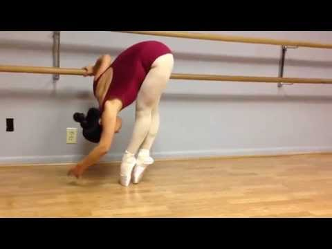 Xi's Ballet Documentary (from April 2013 to July 2014)