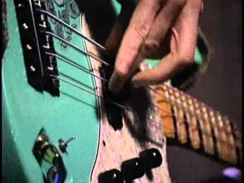 Billy Sheehan - Perfomance Bass Solo