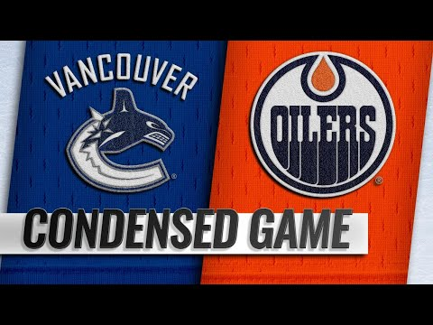 09/25/18 Condensed Game: Canucks @ Oilers