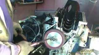 Доработка мсляных каналы 402 двигатель