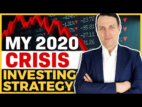 My Simple Stock Market Crash Strategy 2020 | Recession Investing
