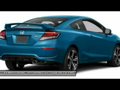 2015 HONDA CIVIC COUPE Indianapolis, IN 2CV4125