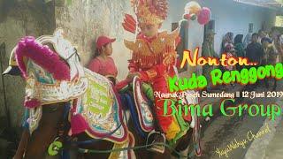 Bima group.. kuda renggong di Nagrak Paseh Sumedang    YuyuWahyu Channel 12 Juni 2019