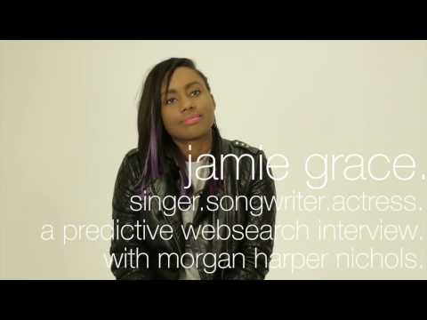 Jamie Grace | Autocomplete Interview