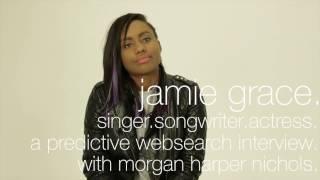 Jamie Grace   Autocomplete Interview