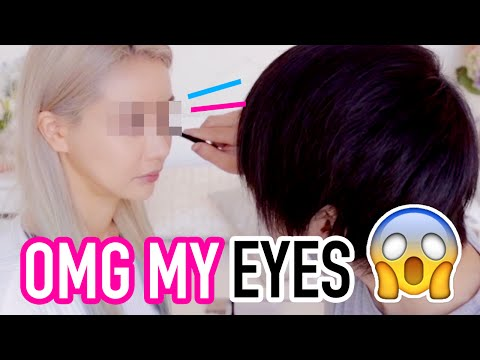 Thumbnail: BF does my Makeup ♥ Wengie