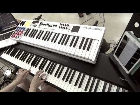God Is Here / Darlene Zschech / 달린 첵 / CCM / 찬양팀건반 / worship keyboard / mainstage / perimusic