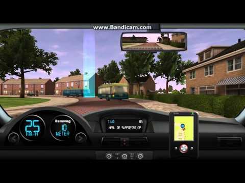 Проходим игру под названием Traffic Talent (Талант водителя). Часть 2.