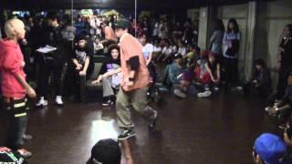 高中組16強小威vs偷笑 hrc hustle play vol 2 hiphop battle