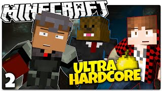 Minecraft UHC #2 | CAVE SPIDERS | Minecraft Ultra Hardcore w/ Bajan Canadian & JeromeASF