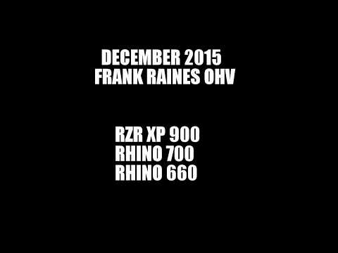 frank raines december 2015