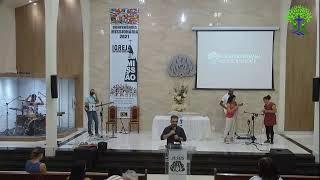 LIVE - IPMN  - ESTUDO BIBLICO    -  TEMA:  UMA INSTRUÇÃO DE SEGURANÇA.  REV. FABIO BEZERRA.