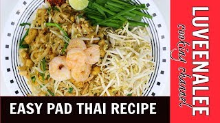 How To Cook Pad Thai Noodles | Pad Thai Recipe | Pad Thai | Pad thai recipes easy