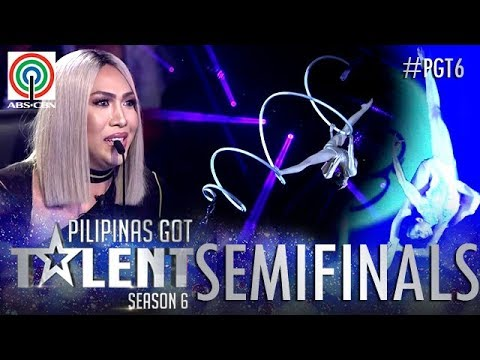 Pilipinas Got Talent 2018 Semifinals: Kristel De Catalina - Spiral Pole Dancing