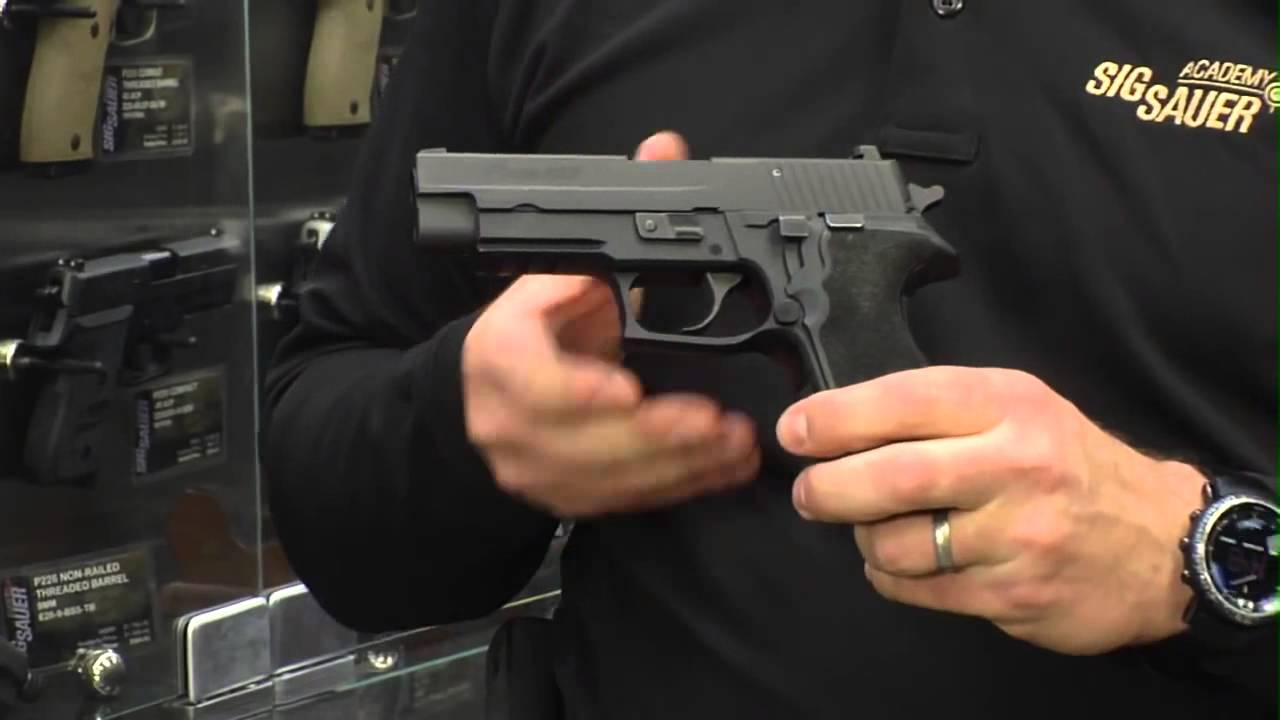 small resolution of sig sauer p227 pistol