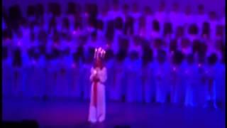 Petronella Malmros lucia solo - god afton mitt herrskap
