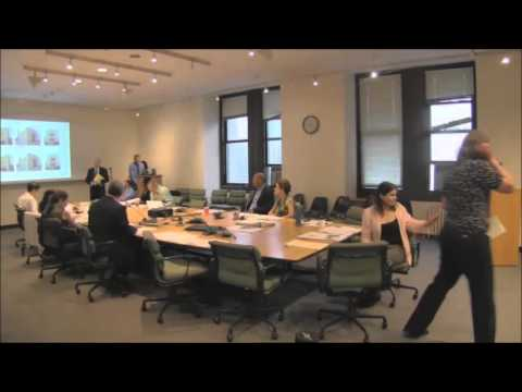 NYC Landmarks Preservation Commission Public Hearing: August 11, 2015