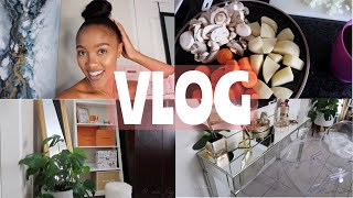 VLOG: Clean with me, Cooking & More!   South African YouTuber   Kgomotso Ramano