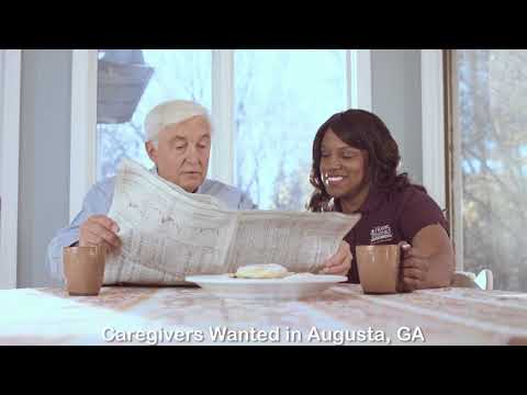 CAREGivers Wanted in Augusta, GA | Home Instead Senior Care