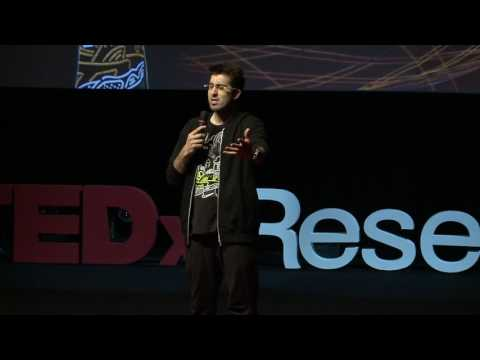 Thumbnail: Burada, Bi' Ara…, | Right Here, Not Now... | 2017 | Doğu Demirkol | TEDxReset